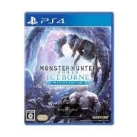SONY PS4 Monster Hunter World Iceborn Iceborne Region 3 Asia DVD Game