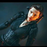 SHF Figuarts Marvel Avengers Endgame Black Widow End Game Figure