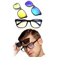 Kacamata Magnet 3 Lensa / Magic Vision 3 in 1 Kacamata Ask Vision