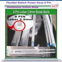 Kabel Flexible Switchpower Asus A43 A43S A43SD X43 X43S X43E