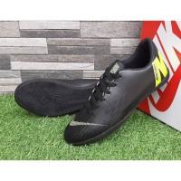 Sepatu Futsal Nike Mercurial Vapor Superfly Hitam Hijau Sport Import