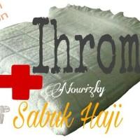 kain Ihrom ihram dewasa free sabuk haji
