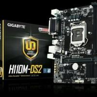 motherboard GIGABYTE H110M-DS2 1151 DDR4
