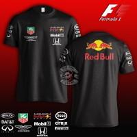tshirt/baju/kaos redbull F1