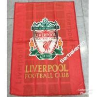 Handuk kecil Liverpool muka saputangan club bola import