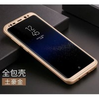 Casing Samsung Galaxy Note 8 S7 EDGE S8 Full Cover 360 Hard Back Case