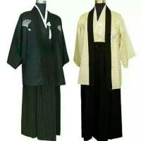Baju Tradisional Adat Jepang Yukata Pria Cowo