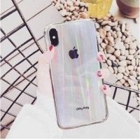 Lolypoly Hologram Case UV Rainbow For Iphone XMAX