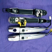 Handle chrome pintu luar suzuki ertiga original model ganti