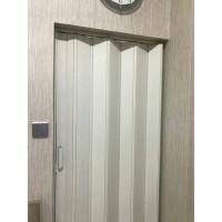 pvc pintu lipat-pembatas ruangan material Plastik/baja Partisi ruangan