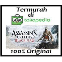 Assasins Creed iv black flag Game pc original - DVD 34gb