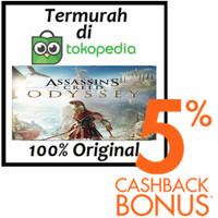 Assasins Creed Odyssey Game Original PC - DVD 80gb