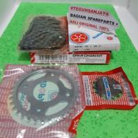 Gir Set / Gear Set Shogun Axelo 125 Asli Original INDOPARTS