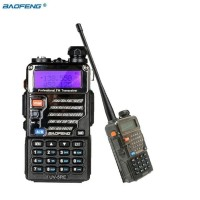HT Baofeng UV5RE Plus Handy Talky Dual Band Outdoor 128 Channels Murah
