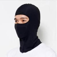 Masker Ninja Balaclava Masker Polos Buff Fullface
