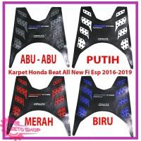 Karpet Honda Beat All New Fi Esp 2017-2019