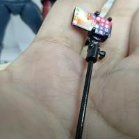 miniatur HP handphone tongsis 1/12 untuk Shf revoltech figma iphone