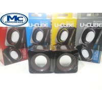 Speaker AUDIOBOX U-CUBE SPEAKERS USB 2.0