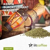 Arabica Green Beans - Kenya Blackcurrant Washed 1Kg
