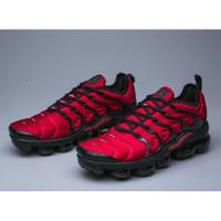 Sepatu Nike Air Vapormax Plus TN Red Black Premium Original