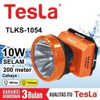 Senter Kepala Selam / waterproof TESLA 10W