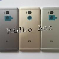 Backdoor Tutup Belakang Batrei Xiaomi Redmi 4 Prime 4Pro