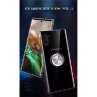 Ultra Thin I-Ring Samsung Galaxy Note 10 / 10 Plus Pro Case Silikon