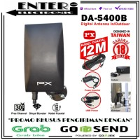 PX ANTENA DA 5400 B - PX INDOOR OUTDOOR ANTENA TV DIGITAL DA5400B