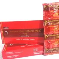 ASTAXANTIN NATURAL MPL 4MG 3 X 6 CAP anti oksidan