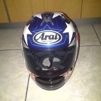 Arai Rx7 RR5 Nicky Hayden size M