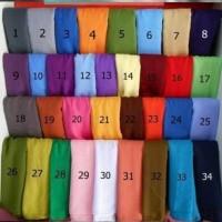 bahan kain cerutti-ceruti - seruti polos lebar 150