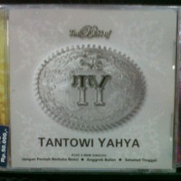 TANTOWI YAHYA - THE BEST OF CD BARU SEALED COUNTRY stok terbatas