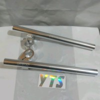 Stang Drag Jepit Almunium By Yts As 26Mm 15 Drajat To Suzuki Satria F