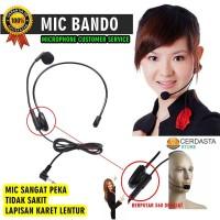 Mic Headset Mic Bando high quality audio reciver