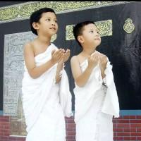 kain Ihrom/ihram anak manasik haji anak TK paud