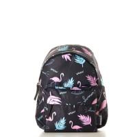 Tas Anak Tas Ransel Anak Backpack Mini Anak Hitam Flaminggo