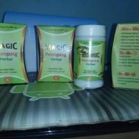 Obat Penurun Berat Badan Magic Pelangsing Herbal Penghancur Lemak