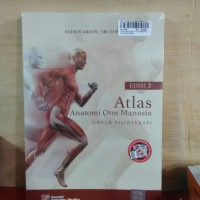 buku atlas anatomi otot manusia untuk fisioterapi