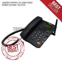 Uniden FWP001 Telepon FWT - Rumah Telepon GSM