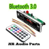 Kit Modul Decoder Audio Mp3 Player Bluetooth USB + SD MMC CARD + Radio