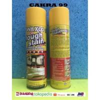 Waxco Tough Stain Cleaning Foam Pencuci kotoran untuk bahan beludru da