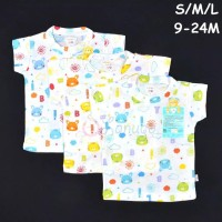 baju bayi liby model baru/cantik/imut