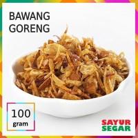 BAWANG GORENG [100g]