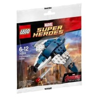 Lego 30304 The Avengers Quinjet Polybag