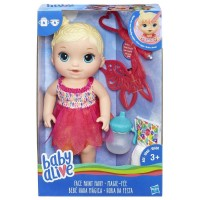 HASBRO, Baby Alive Face Paint Fairy (Blonde Hair)