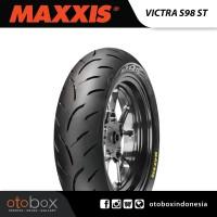 Ban Motor Maxxis Tubeless 110/80-14 VICTRA (MAF1ST) TL