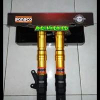 bottom shock depan supra 125,kharisma,supra fit,revo,blade merk sansco