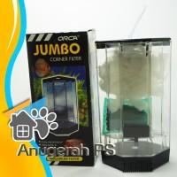 Orca Jumbo Filter Corner Aquarium