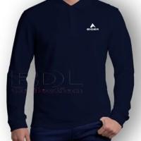 Polo T Shirt Kaos Kerah Lengan Panjang Eiger Keren