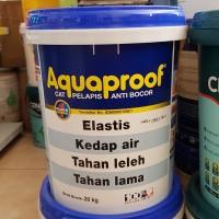 Aquaproof 041 Merah 4kg Cat Pelapis Anti Bocor